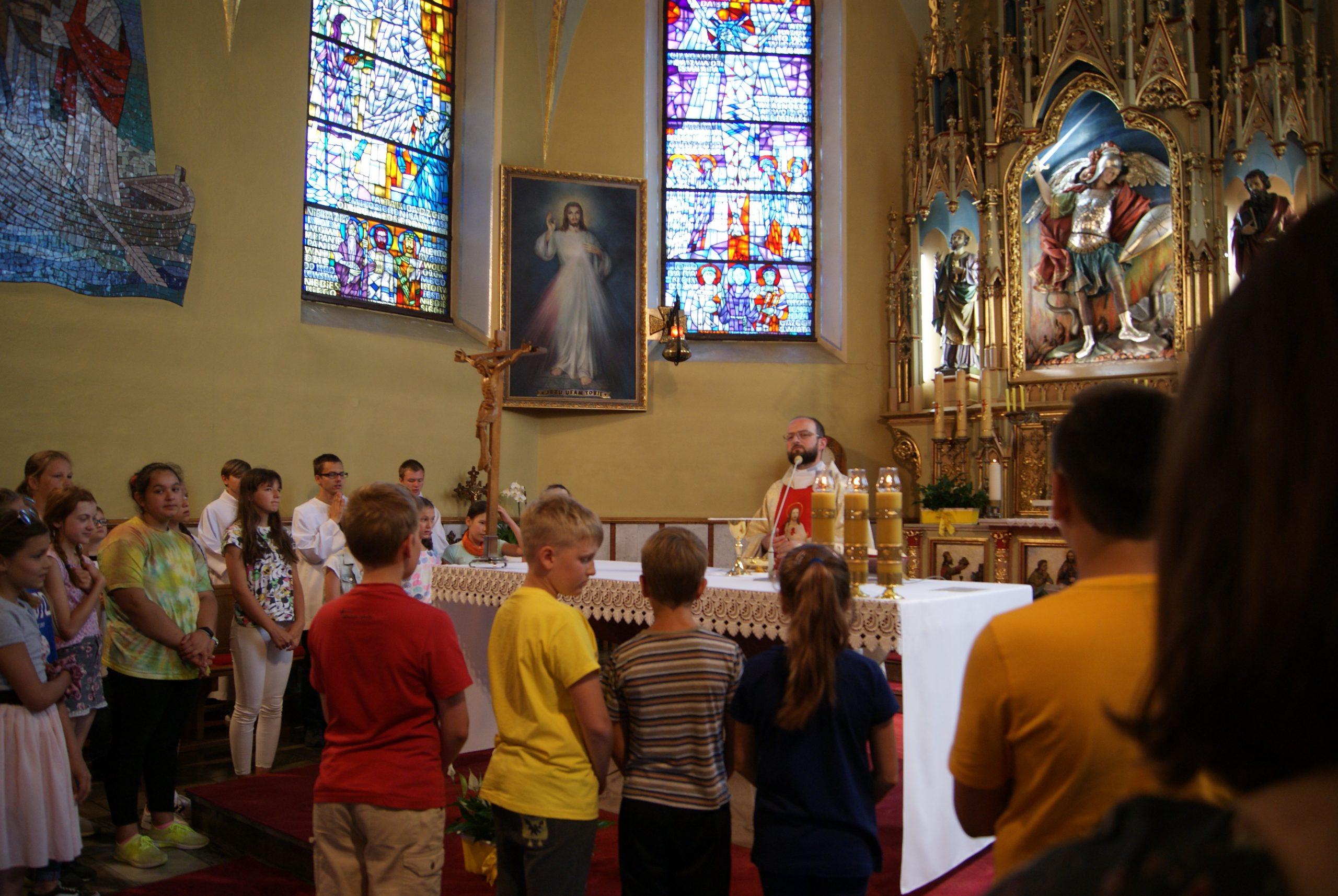 Rekolekcje Oazy Dzieci Bożych - Dzień IX