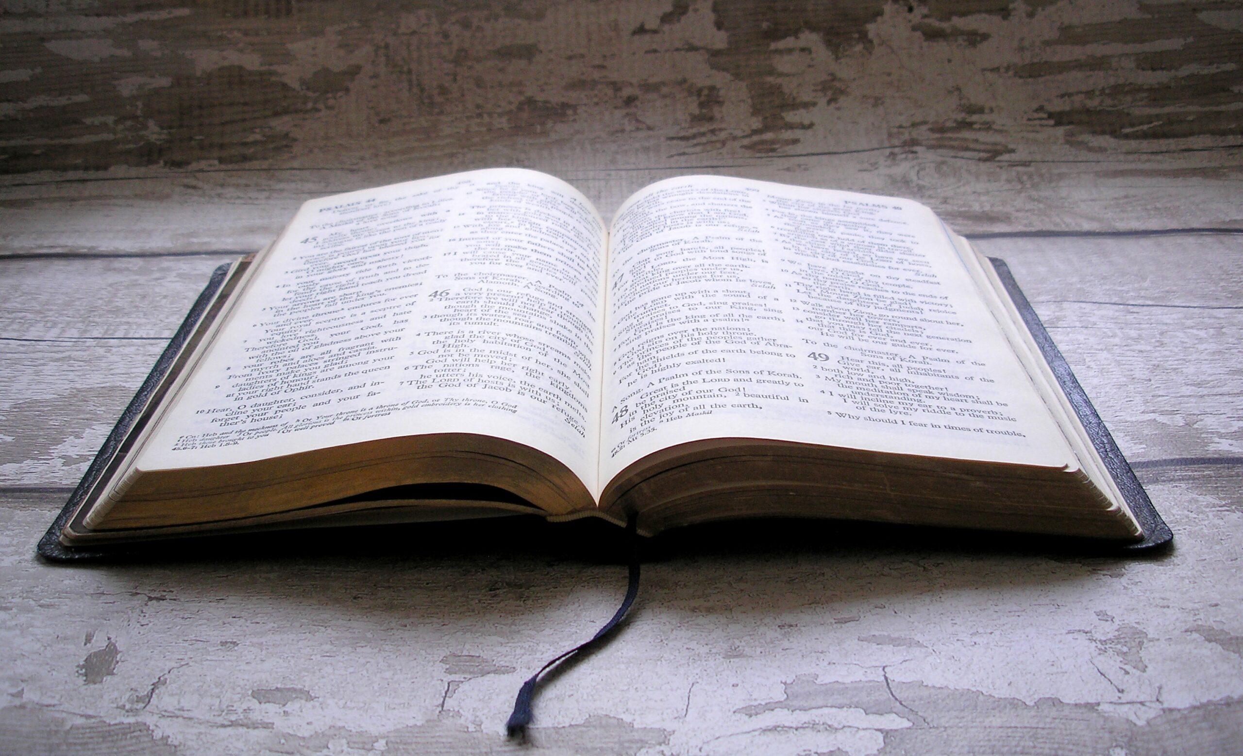 Krąg Biblijny - 3.09 po Mszy Świętej wieczornej